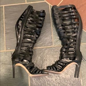 Vince Camuto Gladiator Sandal Heels 6.5